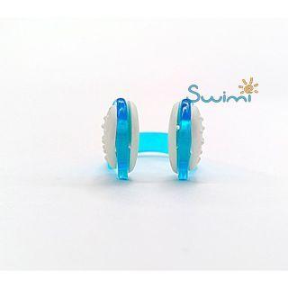 Ласты детские грудничковые Propercarry Super Elastic, размер - 23-24, цвет - зелёный, 100% натуральный каучук + Клписа зажим для носа, рис. 10 - Swimi - интернет магазин