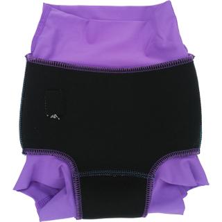 Детский многоразовый подгузник Propercarry неопреновый, 1-1,5 года, размер - L, 74-80 см, вес ребенка - от 10 до 12 кг, принт - Русалки на голубом - артикул: SN1903-001L + Ласты детские грудничковые Propercarry, рис. 5 - Swimi - интернет магазин