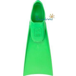 Для мальчика. Ласты детские грудничковые Propercarry Super Elastic, размер - 23-24, цвет - зелёный + Многоразовые трусики-подгузники РАЙСКИЙ ОСТРОВ + Шапочка для плавания РАЙСКИЙ ОСТРОВ, рис. 4 - Swimi - интернет магазин