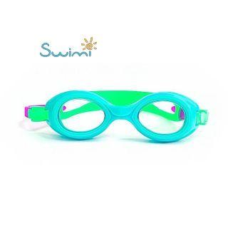 Ласты детские для бассейна Propercarry Super Elastic, размер - 25-26, цвет - фиолетовый, 100% натуральный каучук + Плавательные очки для малыша Propercarry, рис. 9 - Swimi - интернет магазин