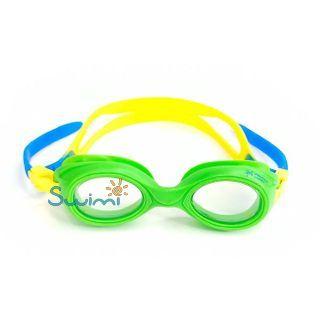 Ласты детские грудничковые Propercarry Super Elastic, размер - 23-24, цвет - зелёный, 100% натуральный каучук + Плавательные очки для малыша Propercarry, рис. 8 - Swimi - интернет магазин