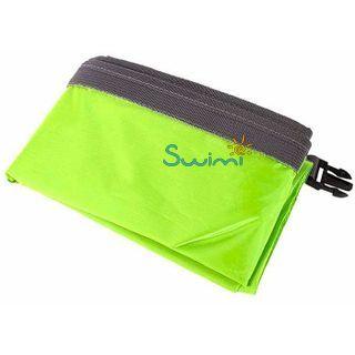 Герметичная сумка-мешок Bluefield водонепроницаемая, объём - 20 литров, цвет - жёлтый, рис. 3 - Swimi - интернет магазин