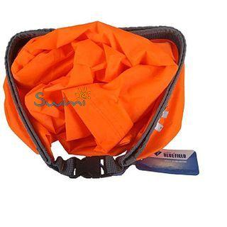 Герметичная сумка-мешок Bluefield водонепроницаемая, объём - 20 литров, цвет - жёлтый, рис. 4 - Swimi - интернет магазин