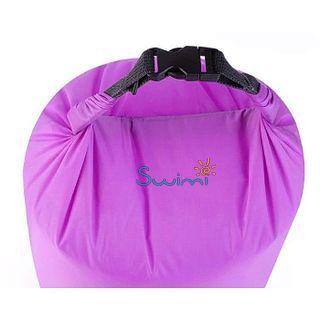 Герметичная сумка-мешок Bluefield водонепроницаемая, объём - 20 литров, цвет - жёлтый, рис. 2 - Swimi - интернет магазин