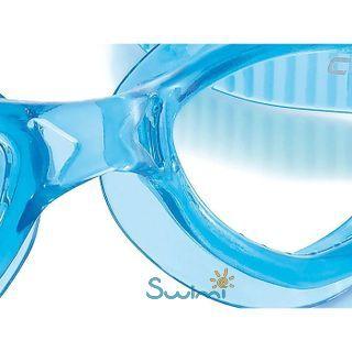 Детские очки для плавания Cressi KING CRAB, возраст - 7-15 лет, цвет - фиолетовый, цвет стёкол - прозрачный, Италия, рис. 3 - Swimi - интернет магазин