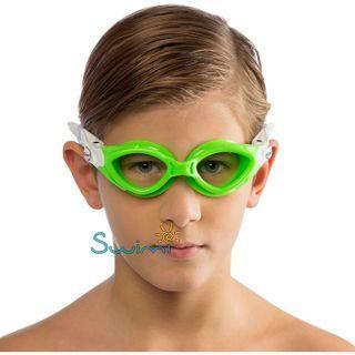 Детские очки для плавания Cressi KING CRAB, возраст - 7-15 лет, цвет - фиолетовый, цвет стёкол - прозрачный, Италия, рис. 6 - Swimi - интернет магазин
