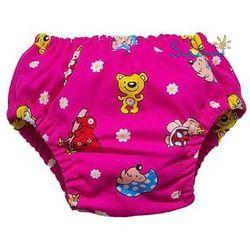 Ласты детские грудничковые Propercarry Super Elastic, размер - 23-24, цвет - красный  + Многоразовые трусики-подгузники СКАЗОЧНАЯ ИСТОРИЯ + Шапочка для плавания СКАЗОЧНАЯ ИСТОРИЯ, рис. 3 - Swimi - интернет магазин