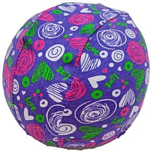 Шапочка для плавания грудничковая ЧудоТрусики СЕРДЦЕ В МЕЧТАХ, материал - хлопок 100%, цвет - лавандовый