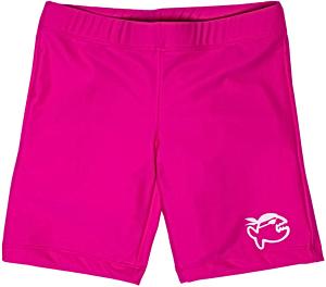 Шорты плавательные детские IQ-UV Jolly children, рост - 80-86 см, возраст - 1-1,5 года, цвет - розовый, рис. 1 - Swimi - интернет магазин